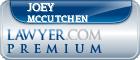 Joey McCutchen  Lawyer Badge