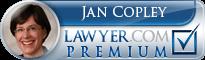 Jan Copley  Lawyer Badge