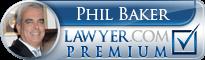 Phil Baker  Lawyer Badge