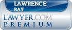 Lawrence Ray  Lawyer Badge
