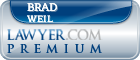 Brad Weil  Lawyer Badge