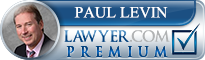 Paul Levin  Lawyer Badge