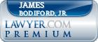 James W. Bodiford, Jr.  Lawyer Badge