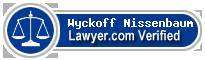 Wyckoff Nissenbaum  Lawyer Badge