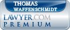 Thomas Waffenschmidt  Lawyer Badge