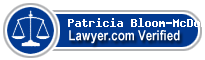 Patricia Bloom-McDonald  Lawyer Badge