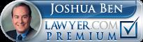 Joshua L. Ben  Lawyer Badge