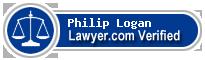 Philip A. Logan  Lawyer Badge