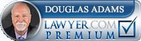 Douglas Paul Adams  Lawyer Badge