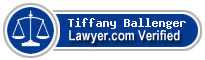 Tiffany Nicole Ballenger  Lawyer Badge
