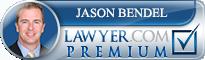 Jason Robert Bendel  Lawyer Badge