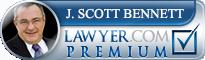 Jerald Scott Bennett  Lawyer Badge