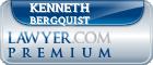 Kenneth R. Bergquist  Lawyer Badge