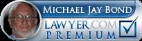 Michael Jay Bond  Lawyer Badge