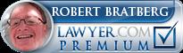 Robert John Bratberg  Lawyer Badge
