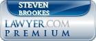 Steven John Brookes  Lawyer Badge