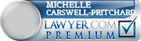 Michelle Leigh Carswell-Pritchard  Lawyer Badge