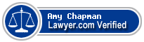 Amy Elizabeth Chapman  Lawyer Badge