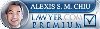 Alexis Siu Ming Chiu  Lawyer Badge