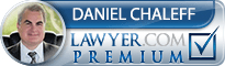 Daniel Robert Chaleff  Lawyer Badge