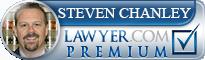 Steven Merle Chanley  Lawyer Badge