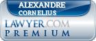 Alexandre Ian Cornelius  Lawyer Badge