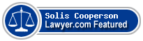 Solis Cooperson  Lawyer Badge