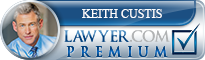 Keith Andrew Custis  Lawyer Badge