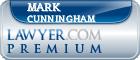 Mark George Cunningham  Lawyer Badge