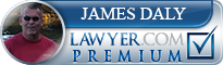 James Thomas Daly  Lawyer Badge