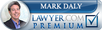 Mark Coleman Daly  Lawyer Badge