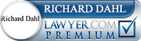 Richard A. Dahl  Lawyer Badge