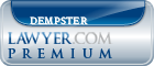 Robert Dempster  Lawyer Badge