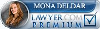 Mona Deldar  Lawyer Badge