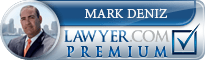 Mark Lawrence Deniz  Lawyer Badge