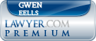 Gwen Heckman Eells  Lawyer Badge