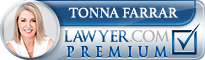 Tonna Kaye Farrar  Lawyer Badge