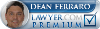 Dean C Ferraro  Lawyer Badge