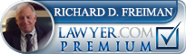 Richard D. Freiman  Lawyer Badge