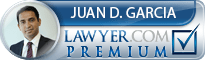 Juan Dedios Garcia  Lawyer Badge