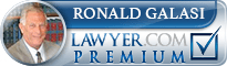 Ronald Stuart Galasi  Lawyer Badge