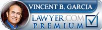 Vincent Barney Garcia  Lawyer Badge