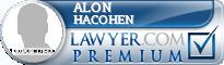 Alon Hacohen  Lawyer Badge