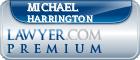 Michael John Harrington  Lawyer Badge