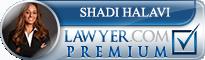 Shadi Miriam Halavi  Lawyer Badge