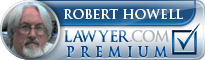 Robert Lowell Howell  Lawyer Badge
