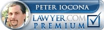 Peter Francis Iocona  Lawyer Badge