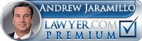 Andrew Joseph Jaramillo  Lawyer Badge