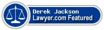 Derek Paul Jackson  Lawyer Badge