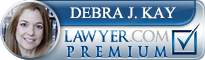 Debra J. Kay, CFLS  Lawyer Badge